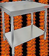 Стол нержавеющий HICOLD нсо430-10/6бп