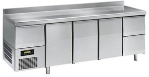 Стол с охлаждающим шкафом ANGELO PO 6EC2M