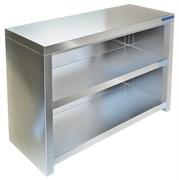 Полка-шкаф настенная открытая ТЕХНО-ТТ ПН-421/900 (без дверей)