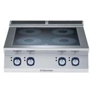 Плита индукционная ELECTROLUX E7INEH400P 371176