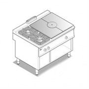 Плита газовая комбинированная 900 серии TECNOINOX PCPG12FG9 313020