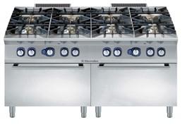 Плита 8 конфорочная 900 серии ELECTROLUX E9GCGP8CG0 391017 газ