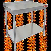 Стол пристенный производственный HICOLD нсо430-14/6бп