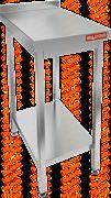 Стол пристенный производственный HICOLD нсо430-4/6бп