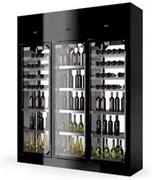 Шкаф винный ENOFRIGO WINE LIBRARY+ 3P ISOLA H220 P60 серебристый