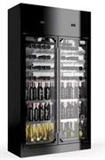 Шкаф винный ENOFRIGO WINE LIBRARY 2PWALL A1WLW2P226 черный