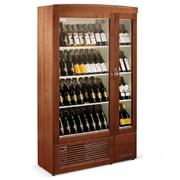 Шкаф винный ENOFRIGO CALIFORNIA R&R темн.орех A1CRCAVSIL/RR/S