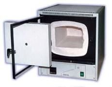 Электропечь с камерой из термоволокна SNOL 8,2/1100