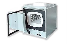 Электропечь с камерой из термоволокна SNOL 6,7/1300