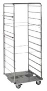 Тележка для шкафа пекарск. HACKMAN METOS LUKO 15 450X600 4570668