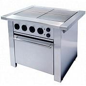 Плита 4 конфорочная HACKMAN METOS ADOX S4 CHEF 220 3752018