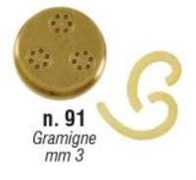 Форма SIRMAN для CONCERTO 5 №91 граминья 3 мм