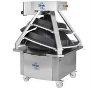 Тестоокруглитель GLIMEK CR 360 конвейер