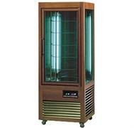 Шкаф кондитерский холодильный TECFRIGO SALOON 505Q темный орех
