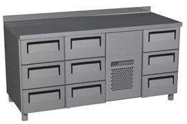Стол с охлаждаемым шкафом ПОЛЮС 3GN/NT 333