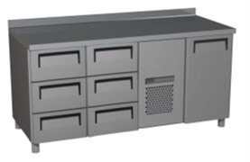 Стол с охлаждаемым шкафом ПОЛЮС 3GN/NT 331
