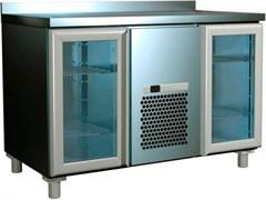 Стол с охлаждаемым шкафом для салатов ПОЛЮС SL 2GNG