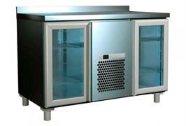 Стол с охлаждаемым шкафом для салатов CARBOMA SL 2GNG