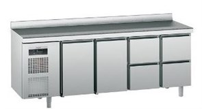 Стол с охлаждаемым шкафом SAGI KUC4A