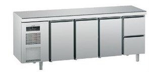 Стол с охлаждаемым шкафом SAGI KUC2M