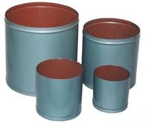 Комплект мерной металлической посуды (1-2-5-10 л) МП