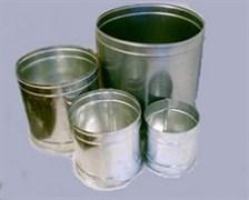 Комплект мерных металлических сосудов (5-10-20-50 л) КП 601/4