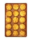 Лист для пекарского шкафа WIESHEU 440X350 45302