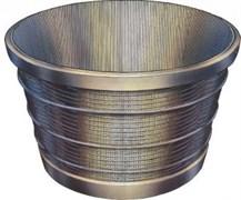 Комплект щелевидных сит для щебня (4 шт.)