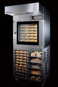 Шкаф пекарский MIWE ECONO 10.0604 комплект с расстоечным шкафом 16 FP CONTROL м