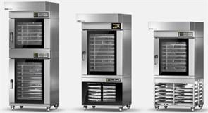 Шкаф пекарский MIWE ECONO 4.0604 ZKR комплект с расстоечным шкафом 10 FP CONTROL M