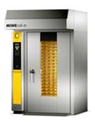 Шкаф пекарский MIWE ROLL-IN RI 1.0608-TL E+ 3.0 GAS TOUCH CONTROL