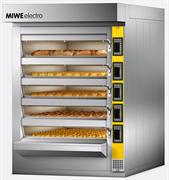 Шкаф пекарский подовый этажный MIWE ELECTRO EL 5.1216
