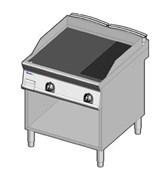 Сковорода открытая 900 серии TECNOINOX FTR8FE9 316073