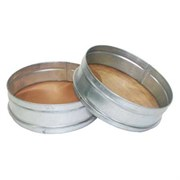Комплект сит для мокрого рассева песка 0315-005 (2 шт.)  СМП-М200