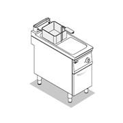 Фритюрница 900 серии TECNOINOX FR47FG9 313062 газ