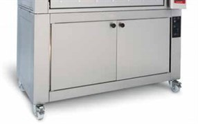 Шкаф расстоечный ZANOLLI T POLIS PW 6/CL 2MC с пароувлажнением