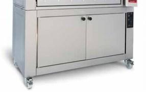 Шкаф расстоечный ZANOLLI T POLIS PW 2S/CL 2MC с пароувлажнением