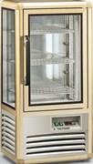 Шкаф кондитерский морозильный TECFRIGO JUNIOR 120GBT бронз