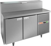Стол охлаждаемый для пиццы HICOLD PZ1-11/GN(1/3H)