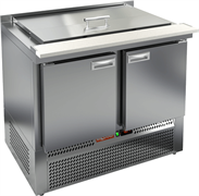 Стол охлаждаемый HICOLD для салатов SLE3-11GN