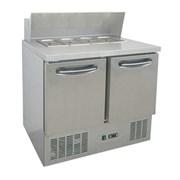 Стол для сэндвичей с охлаждаемым шкафом TEFCOLD SS920