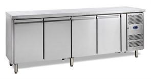 Стол с морозильным шкафом TEFCOLD CF7310-SP BACK без борта