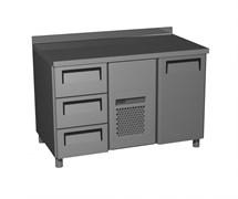 Стол с охлаждаемым шкафом CARBOMA 2GN/NT 31