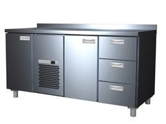 Стол с охлаждаемым шкафом CARBOMA 3GN/NT 113