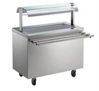 Салат-бар холодильный ELECTROLUX FSV11F3X 320133