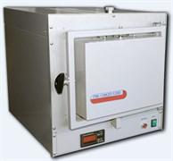Печь муфельная ПМ-12М2-1250Т-В 8л, 1250°C, программируемый терморегулятор РТ-1250Т, вытяжка
