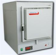 Печь муфельная ПМ-16М-1250Т-В 24л, 1250°C, программируемый терморегулятор РТ-1250Т, вытяжка