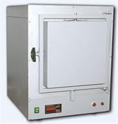 Печь муфельная ПМ-14М1-ТД-В 15л, 1250°C, электронный самописец Термодат-16Е3, вытяжка