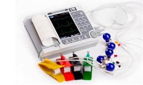"""Электрокардиограф ЭК12Т-01-""""Р-Д"""" с цветным экраном 141 мм по диагонали с интерпретацией (3/6/12- канальный)"""