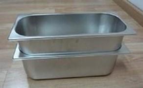 Емкость к прилавку для мороженого MONDIAL/FRAMEC/SAGITTA 5L нержавеющая сталь